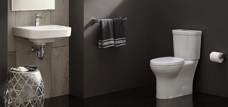 DXV Lyndon Collection Bathroom Suite