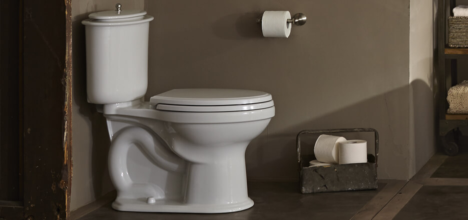 DXV Oak Hill Collection Toilet