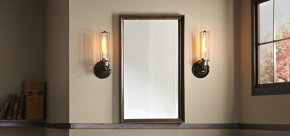 DXV Oak Hill Collection Bathroom Mirror
