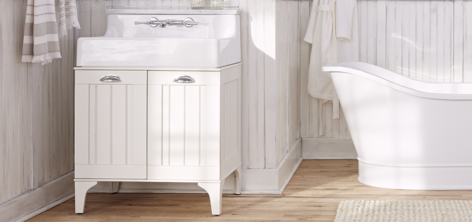 DXV Oak Hill Collection Bathroom Vanity