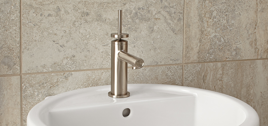 DXV Percy Collection Single Handle Bathroom Faucet