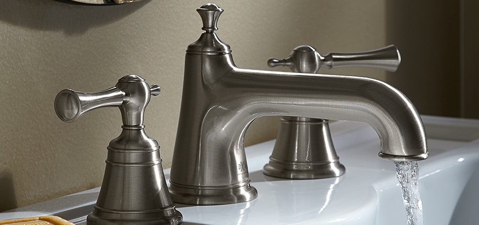 DXV Randall Collection Widespread Bathroom Faucet