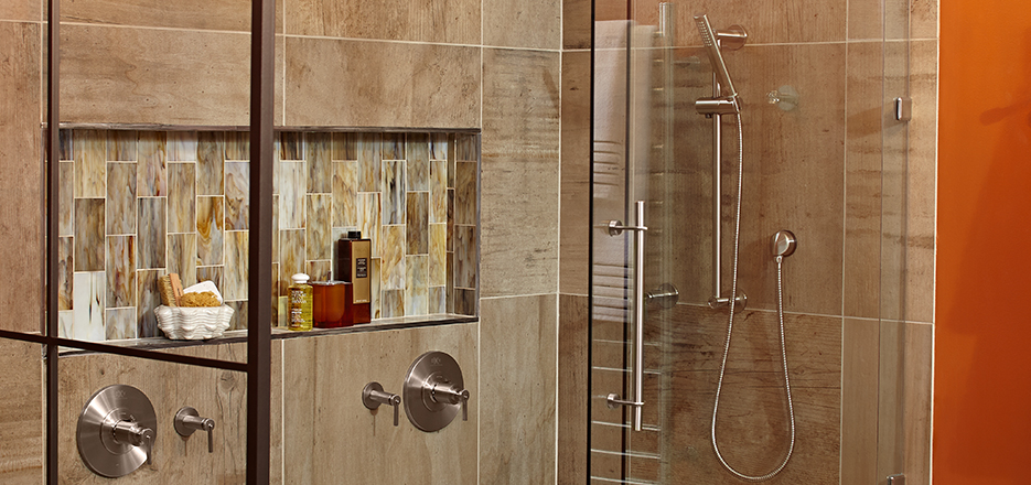 DXV Contemporary Shower Faucets