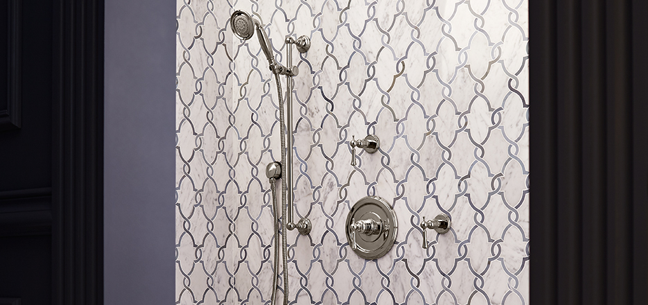 DXV Traditional Shower Faucets