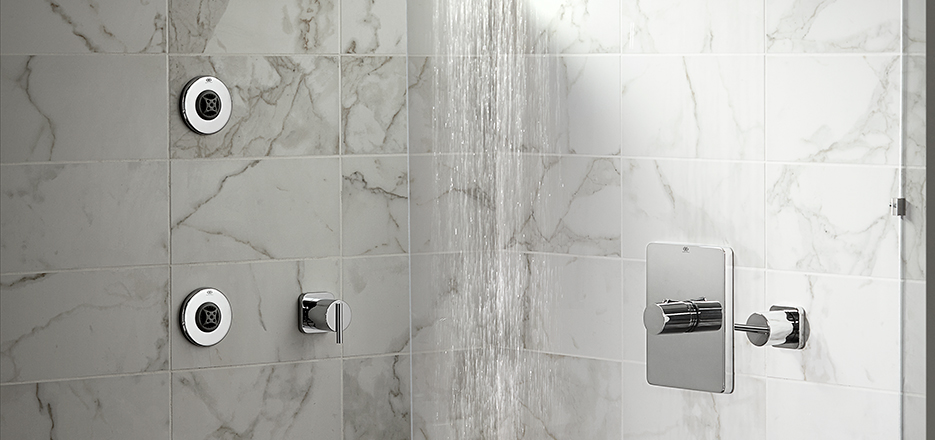 DXV Modern Shower Faucets
