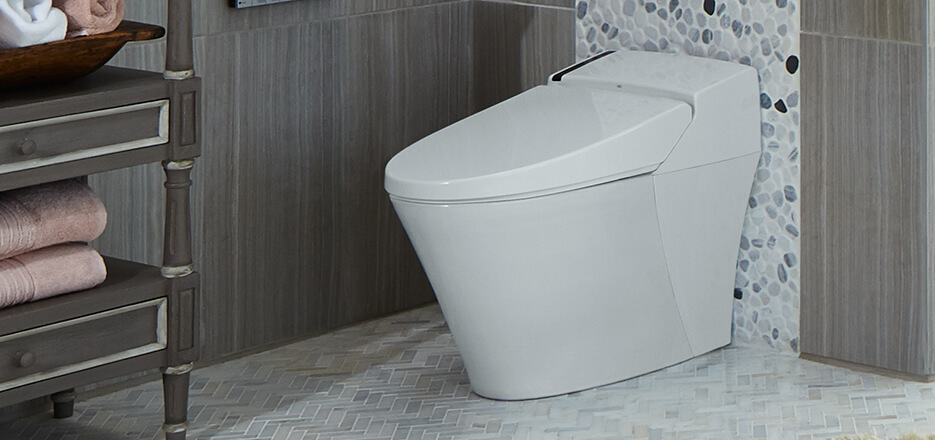 DXV SpaLet Collection At200 Electronic Bidet Smart Toilet