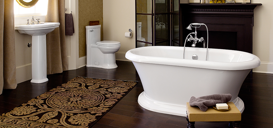 DXV St. George Collection Bathroom Suite