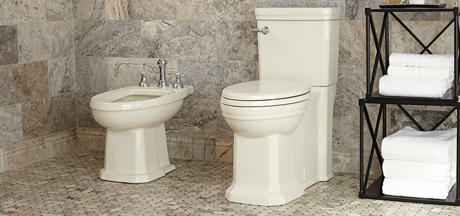 DXV Fitzgerald Collection Toilet