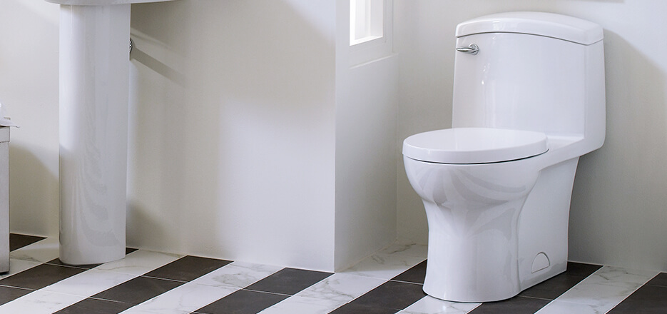 DXV Roycroft Collection Toilet