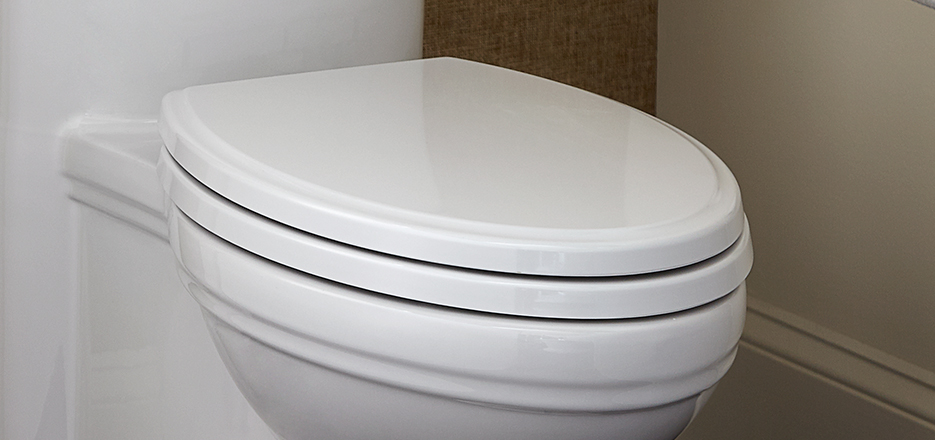 DXV Traditional Toilet Seat
