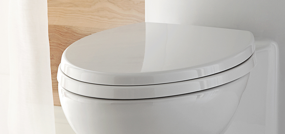 Toilet Seats Dxv Luxury Elongated And Round Front Toilet
