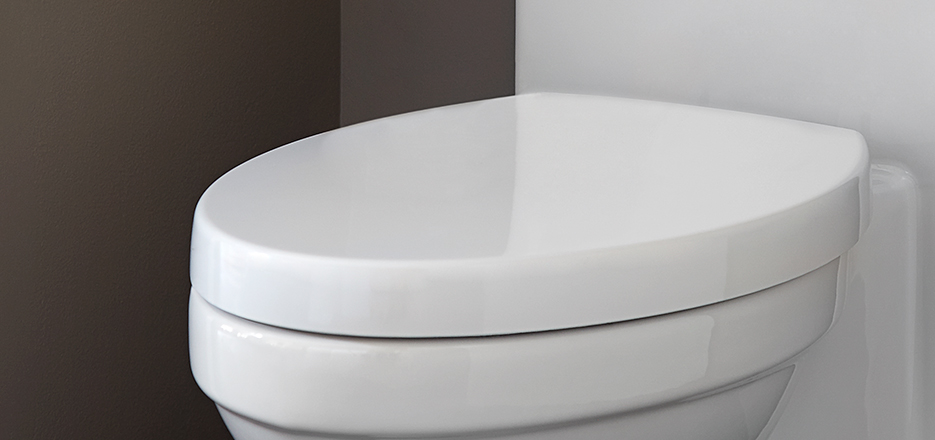 Toilet Seats- DXV Luxury Elongated and Round Front Toilet ...