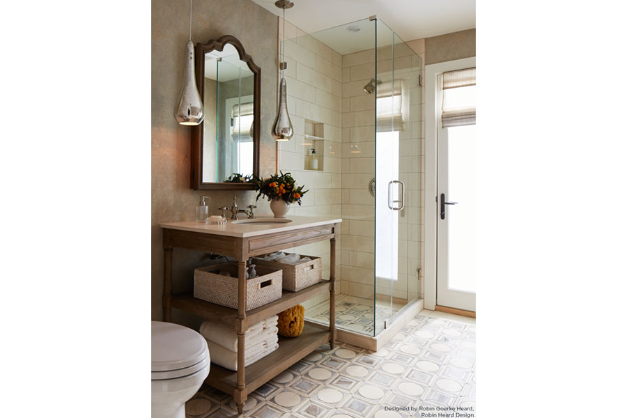 Traditional Home 5th Annual Napa Valley Showhouse With Dxv