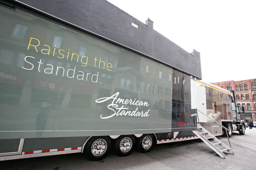 American Standard DXV and GROHE Launch the Beauty in Motion Mobile ...