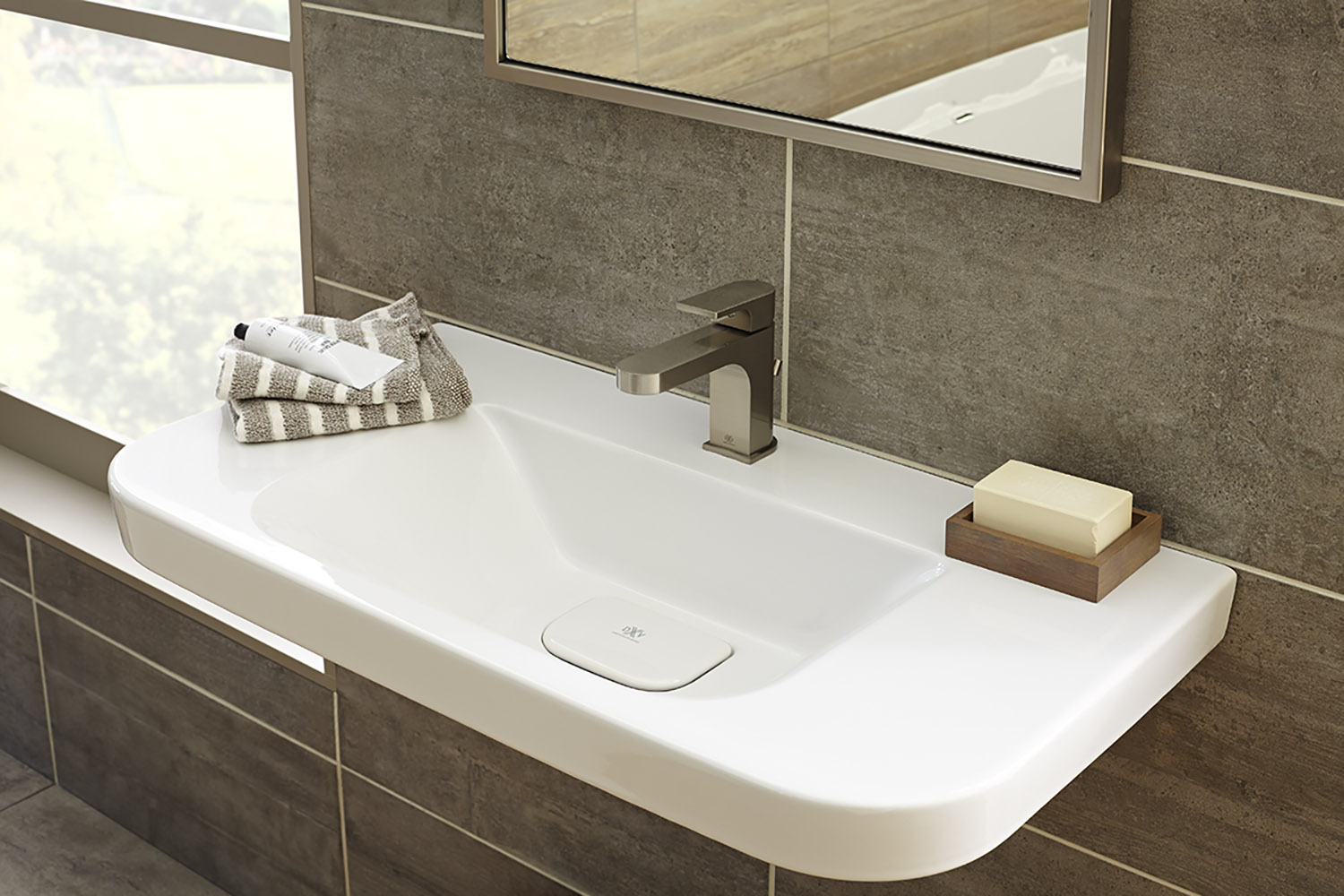 DXV Luxury Portfolio Expands with Contemporary Bath Fixtures ...