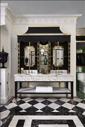 """Southern Classic"" Charleston (1890 – 1920) by Susan Jamieson – Randall Faucets and Accessories and Pop Undercounter Lavatories"