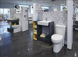 American Standard has tripled the size of its design team and now unveils a new industrial design studio to fuel collaboration and communication within this growing department. Featured here are above counter sinks and concealed trapway toilets from the Boxe, Boulevard, and Studio collections, with coordinating faucets from the Serin and Berwick assortments.