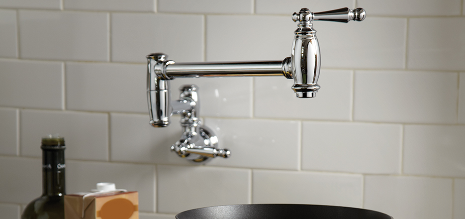 Traditional Bathroom And Kitchen Accents From Dxv
